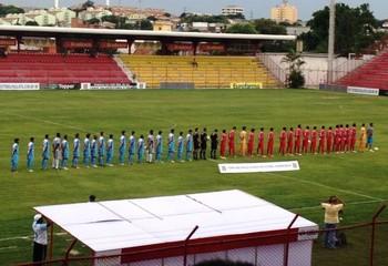 Rio Branco x Ji-Paraná Copa São Paulo 2014 (Foto: Tiago Mendonça/Arquivo Pessoal)