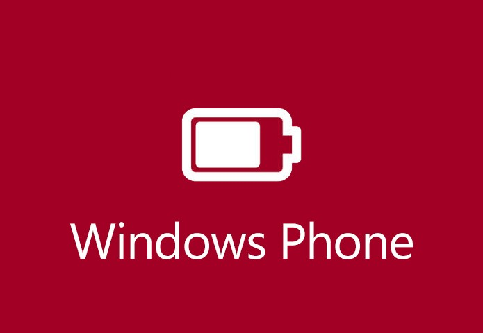 Windows Phone pode ter a vida útil da bateria aumentada com apenas algumas medidas (Foto: Arte/Divulgação)