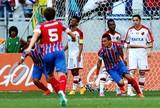 Com dois gols de primo de Messi, Bahia bate o Fla e sobe na tabela