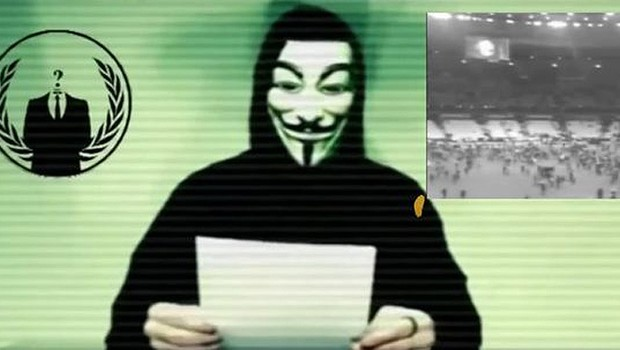 Anonymous declaram guerra contra Estado Islâmico
