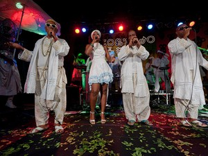 Ensaios do Cortejo Afro serão realizados todas as segundas, no Pelourinho, até o Carnaval. (Foto: Andrew Kemp/Divulgação)