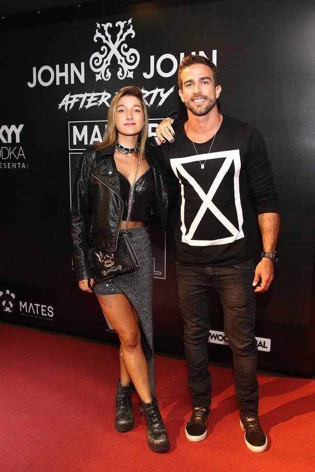 Erasmo Viana e Gabriela Pugliesi (Foto: Iwi Onodera e Manuela Scarpa/Brazil News)