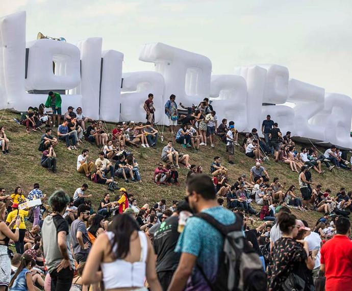 Lollapalooza 2016 vai acontecer nos dias 12 e 13 de março no Autódromo de Interlagos, em São Paulo (Foto: Inácio Moraes/Gshow)