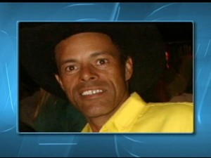 Peão morre em Capelinha (Foto: Reprodução/Inter TV)
