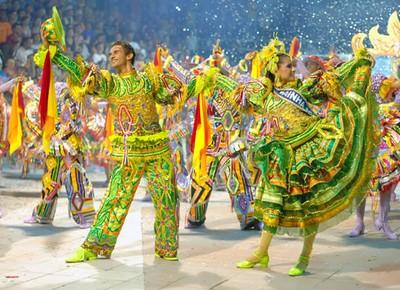 quadrilha-festival-mossoro-festa-junina-rn (Foto: Divulgação/ Prefeitura de Mossoró)