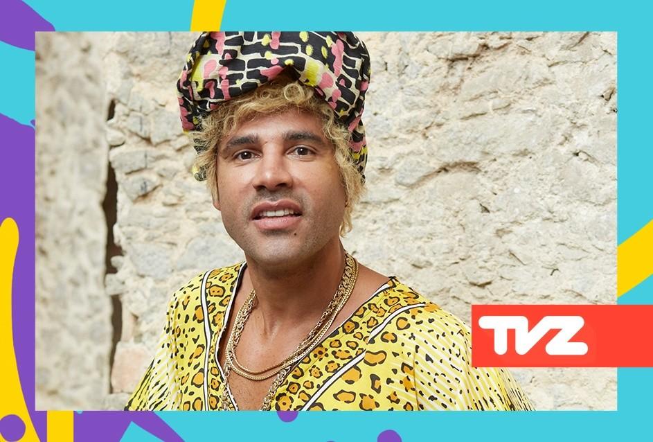Jefinho comanda o TVZ Ao Vivo na segunda (7), s 19h  (Foto: Divulgao/Multishow)