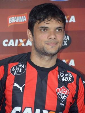 Norberto; Vitória (Foto: Francisco Galvão/EC Vitória/ Divulgação)