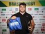 Lucas Duque e Raquel Kochhann são premiados no Troféu Brasil de Rugby