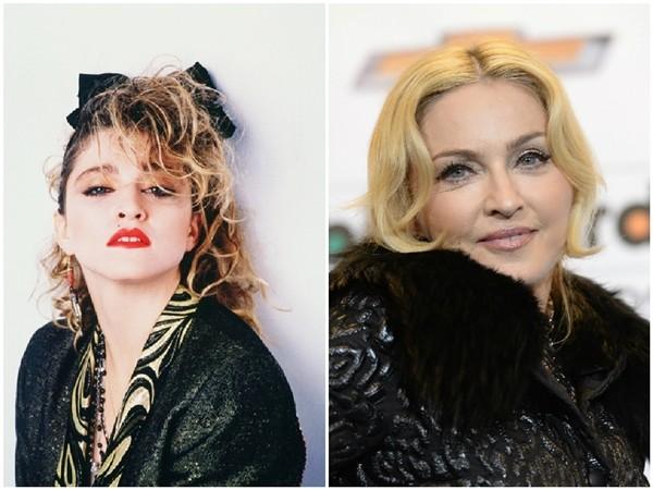 O visual de Madonna ficou mais leve (Foto: Divulgação/Getty Images)