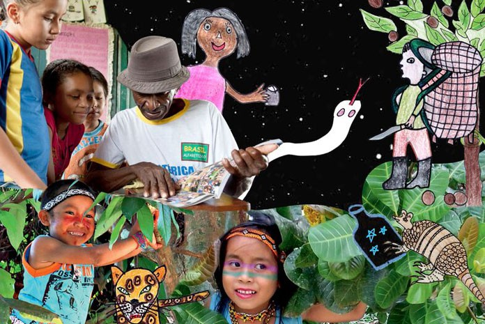 Objetivo do projeto é difundir a cultura dessas comunidades tradicionais brasileiras