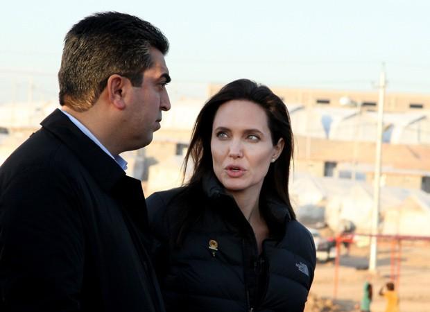 Angelina Jolie (Foto: AP)