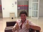 Netinho segue internado no hospital e aguarda resultado dos exames