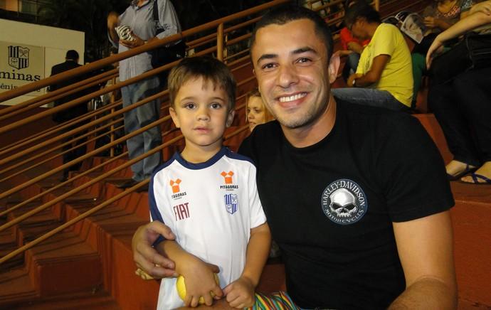 Rafa, levantador do Canoas, no Minas Tênis Clube (Foto: Fernando Martins Y Miguel)