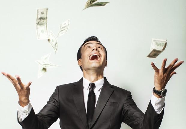 rico, milionario, dinheiro, sucesso, fortuna (Foto: Thinkstock)