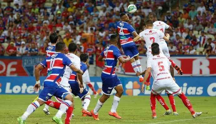 Fortaleza, América-RN, Série C, Brasileirão, Arena Castelão (Foto: JL Rosa/Agência Diário)