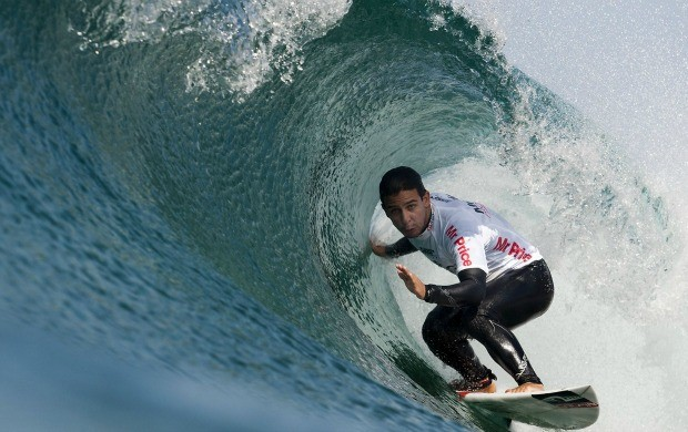 Tomas Hermes no WQS de Ballito (Foto: Kelly Cestari / Mr Price)