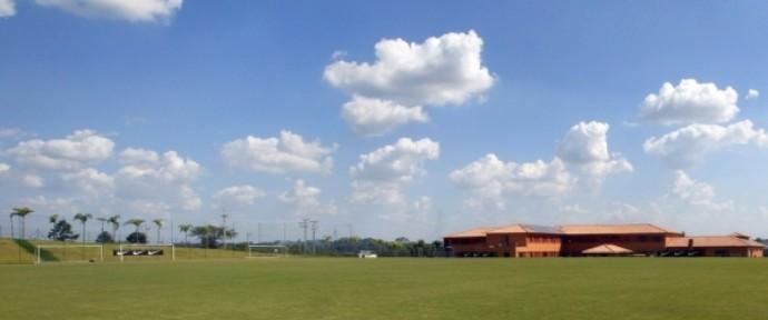 CT Honduras CT Desportivo Brasil Porto Feliz (Foto: Divulgação / Desportivo Brasil)