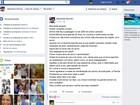 Selminha Sorriso posta desabafo na internet após morte de Marcos Falcon