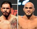 Minotouro tenta recuperação no UFC contra Ilir Latifi, no dia 25 de junho