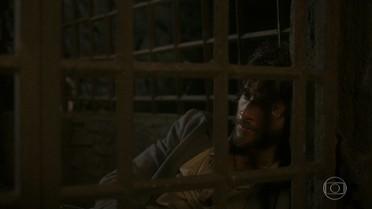 Joaquim pressente que Anna está em apuros