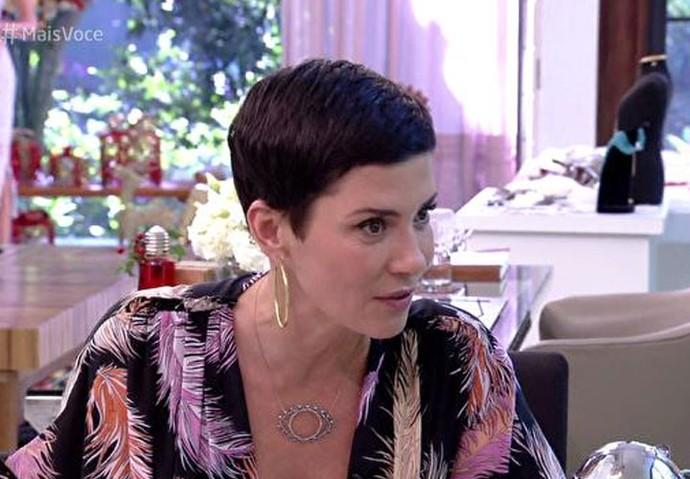 Cristina Córdula é referência no mundo fashion e dá dicas para arrasar no Ano Novo (Foto: Rede Globo)