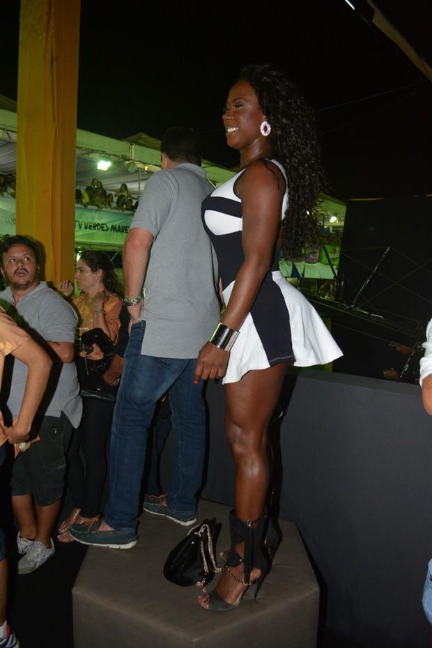 Adélia (Foto: Felipe Souto Maior/AgNews)