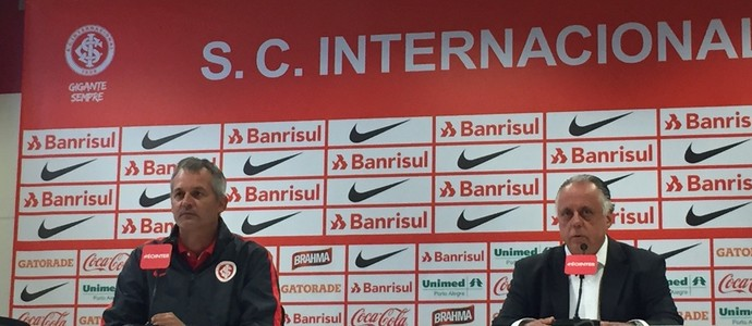 Lisca Fernando Carvalho Inter (Foto: Tomás Hammes / GloboEsporte.com)
