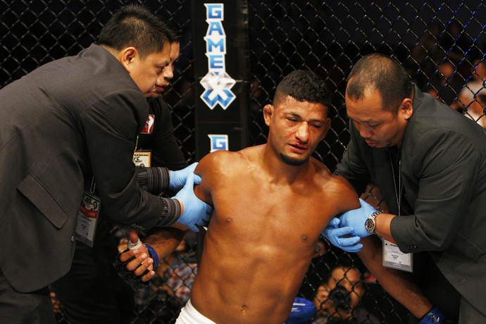 Dhiego Lima UFC MMA (Foto: Getty Images)