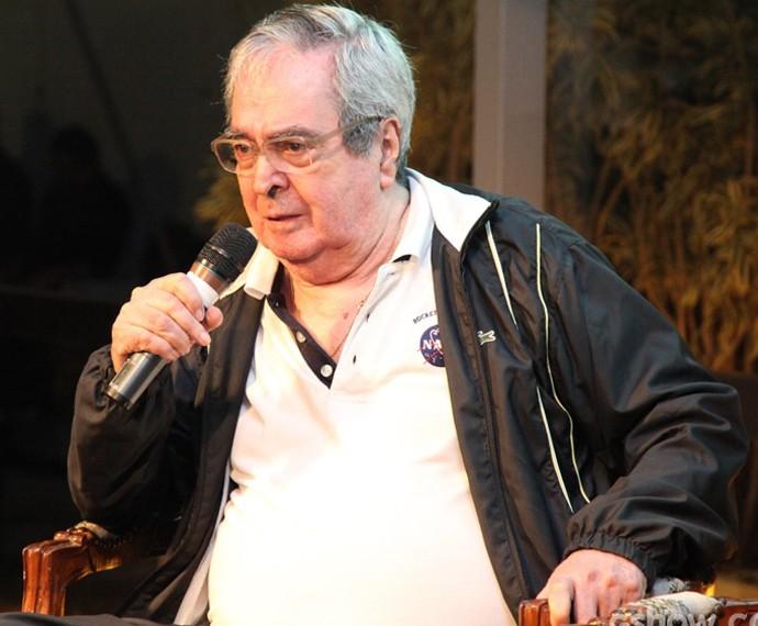 Benedito Ruy Barbosa é o autor da próxima novela das 9 (Foto: Gshow)