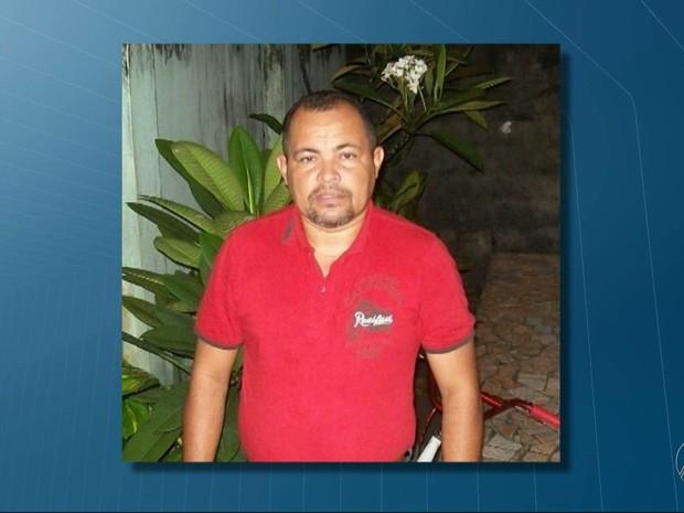 Sargento foi morto a tiros a caminho do trabalho em Pedras de Fogo, na Paraíba (Foto: Reprodução/ TV Cabo Branco)