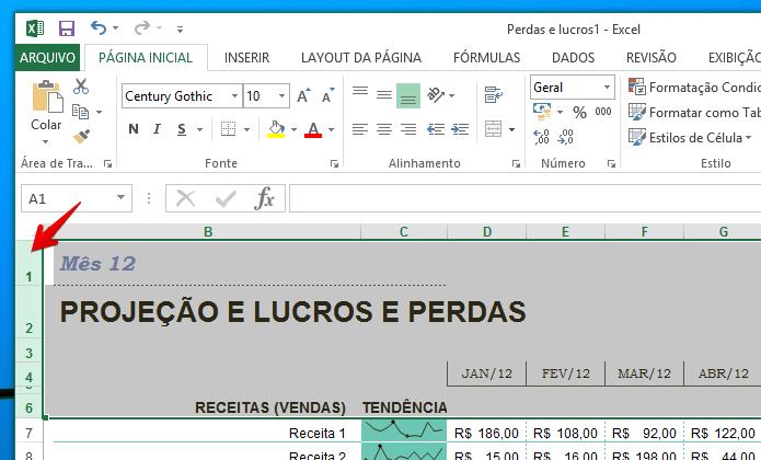 Como congelar linhas e colunas em planilhas do Excel | Dicas e