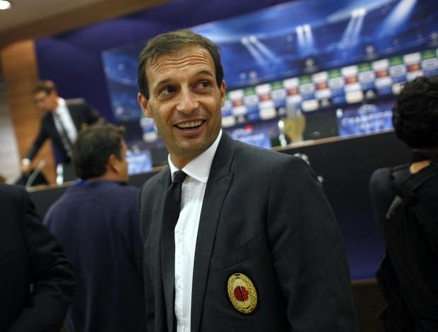 Massimiliano Allegri Milan (Foto: Reuters)