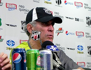 Mario Sergio Ceará (Foto: Site Oficial do Clube)