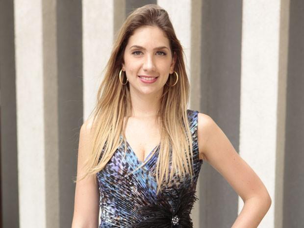 Mayara vai agitar a trama de Malhação, principalmente a despedida de solteiro de Leandro (Foto: Malhação / Tv Globo)