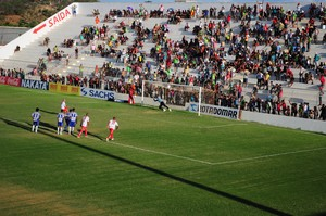 Salgueiro vence Ypiranga (Foto: Emerson Rocha)