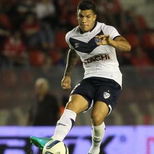 Lucas Romero, Vélez Sarsfield (Foto: Divulgação/ Vélez Sarsfield)