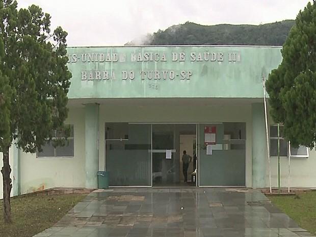 Médico atendia nesta Unidade Básica de Saúde (Foto: Reprodução / Tv Tribuna)