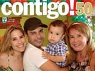 Wanessa comemora aniversário do filho com Zezé di Camargo e Zilú