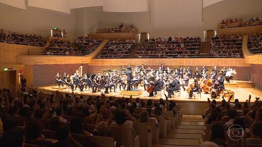 Orquestra Filarmônica abre temporada em Belo Horizonte
