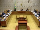 Plenário do Supremo vota habeas corpus preventivo pedido por Lula