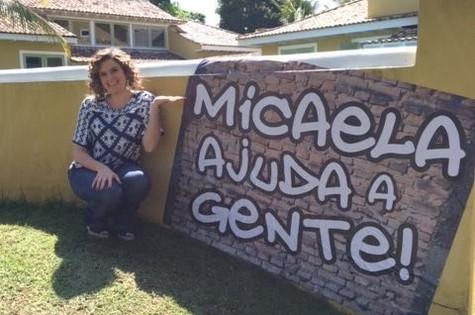 Micaela Góes (Foto: Arquivo pessoal)
