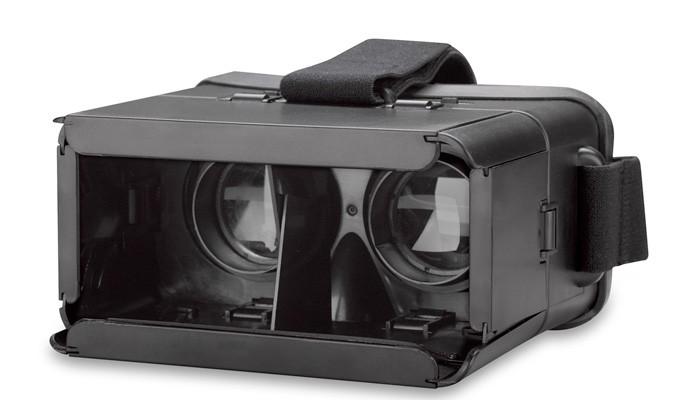 Óculos de realidade virtual da Archos custa só US$ 40, mas precisa de smartphone para funcionar
