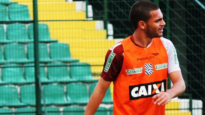 Clayton Figueirense (Foto: Renan Koerich)