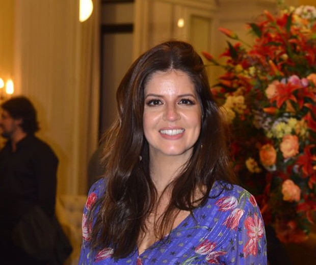 Mariana Santos (Foto: Fábio Cordeiro/ Ed. Globo)