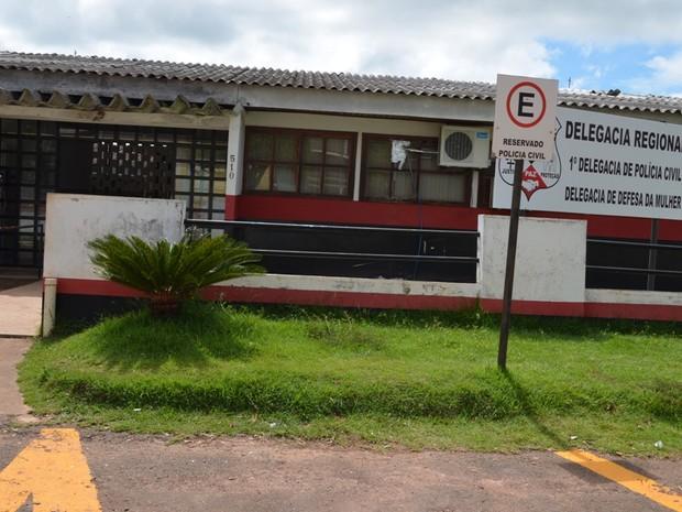 Para ter acesso a Casa Abrigo, as mulheres precisam denunciar os agressores à Polícia (Foto: Rogério Aderbal/G1)