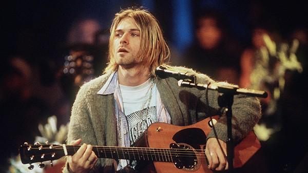 Kurt Cobain (Foto: Reprodução)