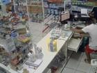Em perseguição policial, dupla bate carro após assaltar farmácia no RN