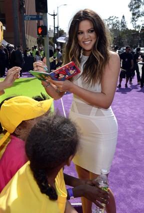 Khloe Kardashian (Foto: REUTERS/Phil McCarten)