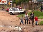 Após reclamações, prefeitura refaz calçada na Zona Sul de Porto Alegre