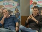 Roberto Santucci afirma que gravar filme em Las Vegas foi 'desafio louco'